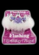 Tiara: Flashing Birthday Girl