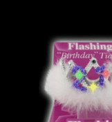 Tiara: Flashing 21st Birthday