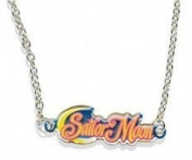 Sailor Moon Logo Necklace