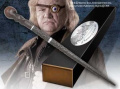 Harry Potter The Wand of Mad-Eye Moody with Name Clip Stand