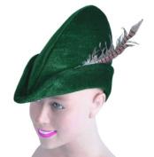 Robin Hood Hat Soft Felt