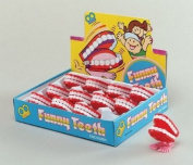 Teeth. Wind Up/Mini Chattering