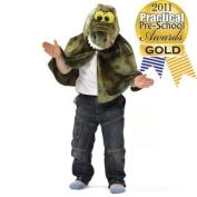 Crocodile Cape - Kids Costume 3 - 6 years