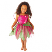 Christys Dress Up Mulberry Fairy Dress with Wings Costume