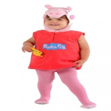 VMC Accessories Peppa Pig Dress Up Costume