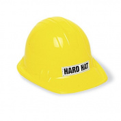 Builders Disposable Toy Thin Plastic Party Hat
