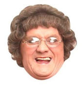 Mrs Brown Face Mask