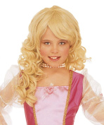 Child Glamour Blonde for Cinderella Wig for Fancy Dress Costumes & Outfits Accessory