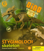 Geoworld Dino Excavation Kit- Stygimoloch Skeleton
