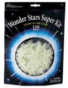 University Games 29009 Glow in the Dark Wonder Stars Super Kit