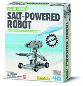 Great Gizmos Science Salt Water Power Robot