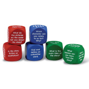 Learning Resources Kids Comprehension Cube - 6/ST