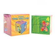 Times Table Cube - Fun Way to Learn Times Tables