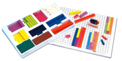 Learning Resources Cuisenaire Rods Plastic Introductory Set