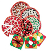 Learning Resources Pizza Fraction Fun Jr