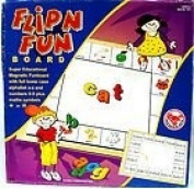 Flip n Fun Board - Magnetic Alphabet
