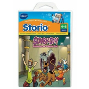 Vtech Storio Animated Reading System Scooby Doo Software