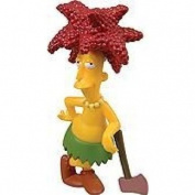 Simpsons Figurines Series 2 Krustylu Studios - Sideshow Bob [Toy]