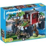 Playmobil 5899 wildlife TREEHOUSE new 2012