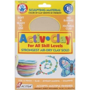 ACTIVA Activ-Clay, air dry, 0.5kg White