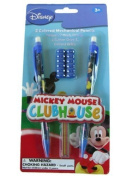 Disney Mickey Mouse Colour Pencils - Mickey Coloured Mechanical Pencils [Toy]