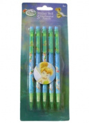 Disney Tinker Bell 5 Pack Mechanical Pencils - Stationery [Toy] [Toy]