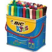 BIC Kids Visa Colouring Pens 84 Classpack