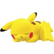 """Pokemon Black and White Pikachu Collection Aprox. 1""""- GoodNight"""