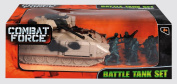 Combat Force Army Battle Play Set Tank, Soldiers, etc - Assorted Designs