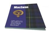 MacEwan Scottish Clan History Booklet