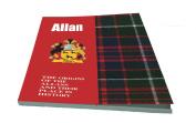 Allan Scottish Clan History Booklet