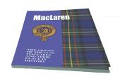 MacLaren Scottish Clan History Booklet