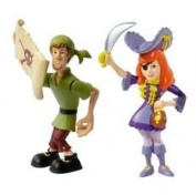 Scooby-Doo Pirate Crew Pirate Shaggy And Pirate Daphne