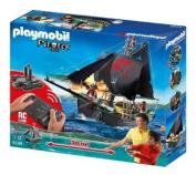 Playmobil 5238 Pirate sail ship with underwater motor