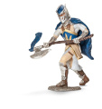 Schleich Gryphon Knight with Axe