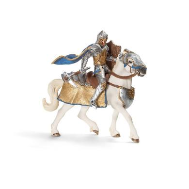 Schleich Gryphon Knight on Horse