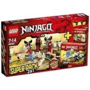 Lego 66383 Ninjago Super Pack 7.6cm 1