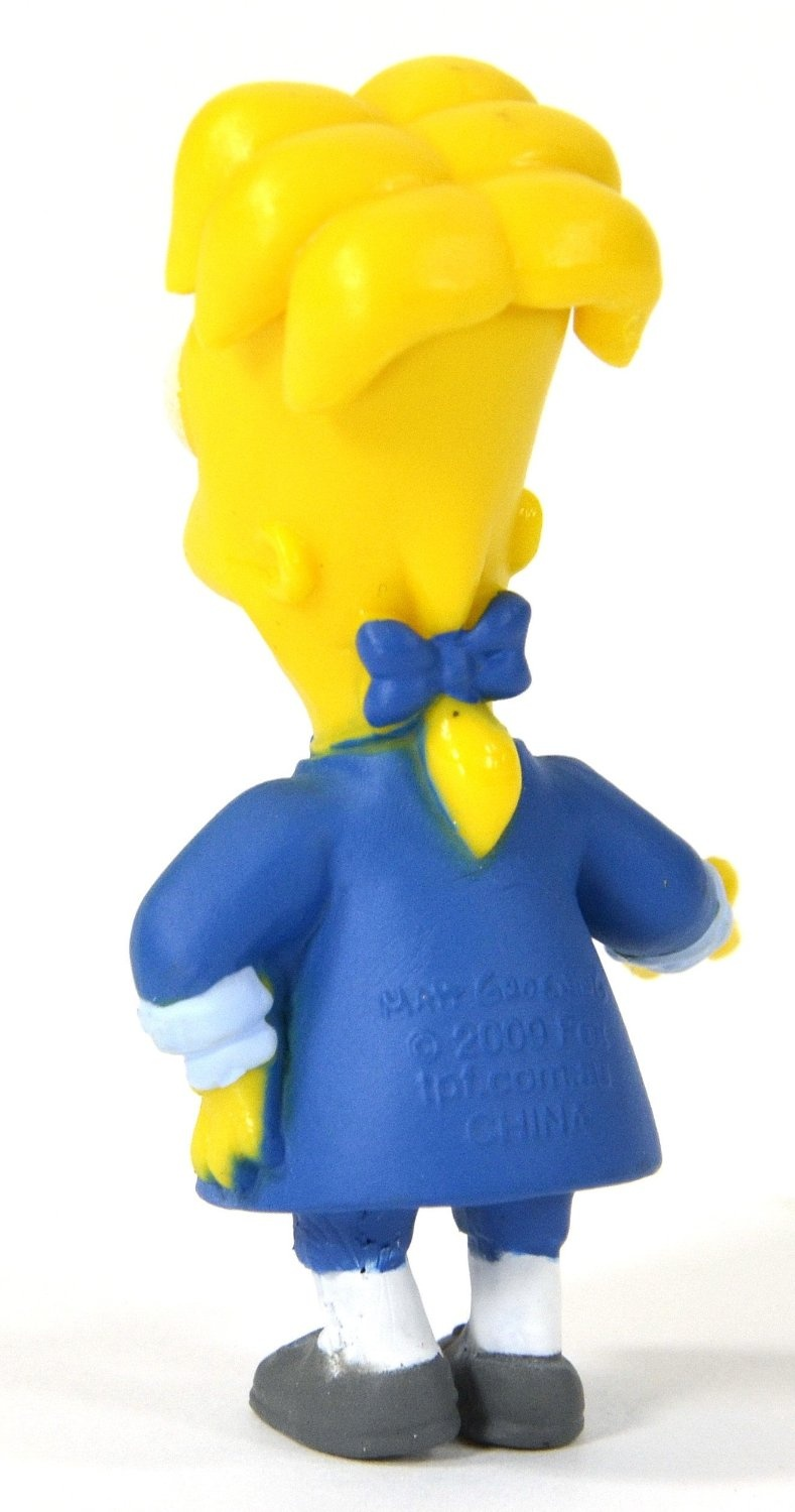 ELIZA SIMPSON Limited Edition Figurine Collection Season 16 Ep 1 The Simpsons