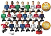 Character Building Sport Stars Football Micro Figures - Series 1