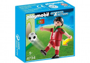 Playmobil 4734 Portugal Player