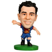 Official FC Barcelona Xavi SoccerStarz Toy - A great gift / present for boys, sons, friends, for Christmas, Birthdays, Valentines Day or just as a treat for and avid football fan