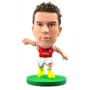 Official Arsenal FC Ramsey SoccerStarz Toy - A great gift / present for boys, sons, friends, for Christmas, Birthdays, Valentines Day or just as a treat for and avid football fan