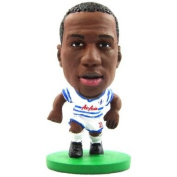 Official Queens Park Rangers FC Hoilett SoccerStarz Toy - A great gift / present for boys, sons, friends, for Christmas, Birthdays, Valentines Day or just as a treat for and avid football fan