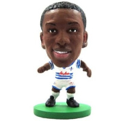 Official Queens Park Rangers FC Wright-Phillips SoccerStarz Toy - A great gift / present for boys, sons, friends, for Christmas, Birthdays, Valentines Day or just as a treat for and avid football fan