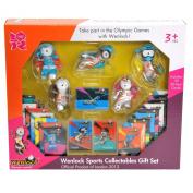 Olympic Mascots Mini Mascot Bumper Pack
