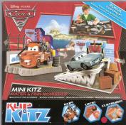 Disney Pixar Cars 2 Klip Kitz Mini Kitz Mater & Finn McMissile