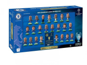 Chelsea Soccer Starz - Champions League Celebration Pack 2012 - Limited Edition-One Size