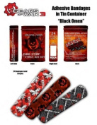 Neca - Gears of War 3 Adhesive Bandages in Tin Box Omen Case