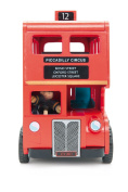 Budkins TV469 London Bus with Driver