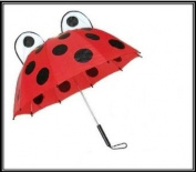 New Childrens Novelty Ladybird Umbrella Kids Boys Girls Umbrella Funky Design